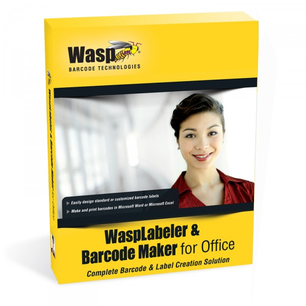 WaspLabeler & Barcode Maker for Office