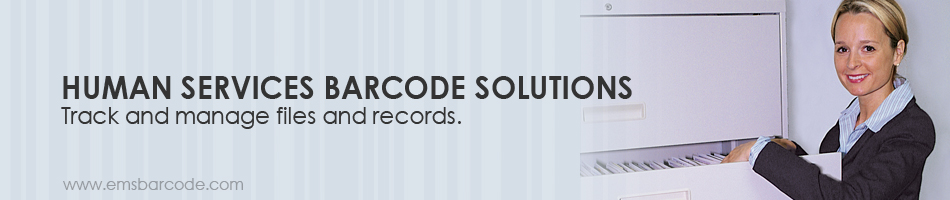 Human Services Barcode Solutions