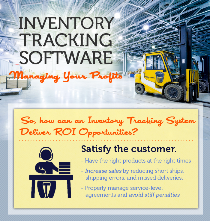 Inventory Control System for a Food Distributor Overview