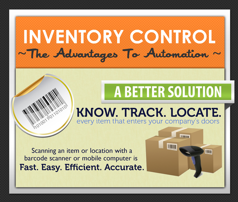Inventory Control - A Better Solution