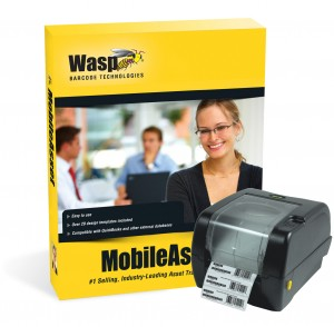 Wasp MobileAsset and WPL305 Barcode Printer