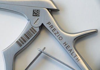 barcode-surgical tool