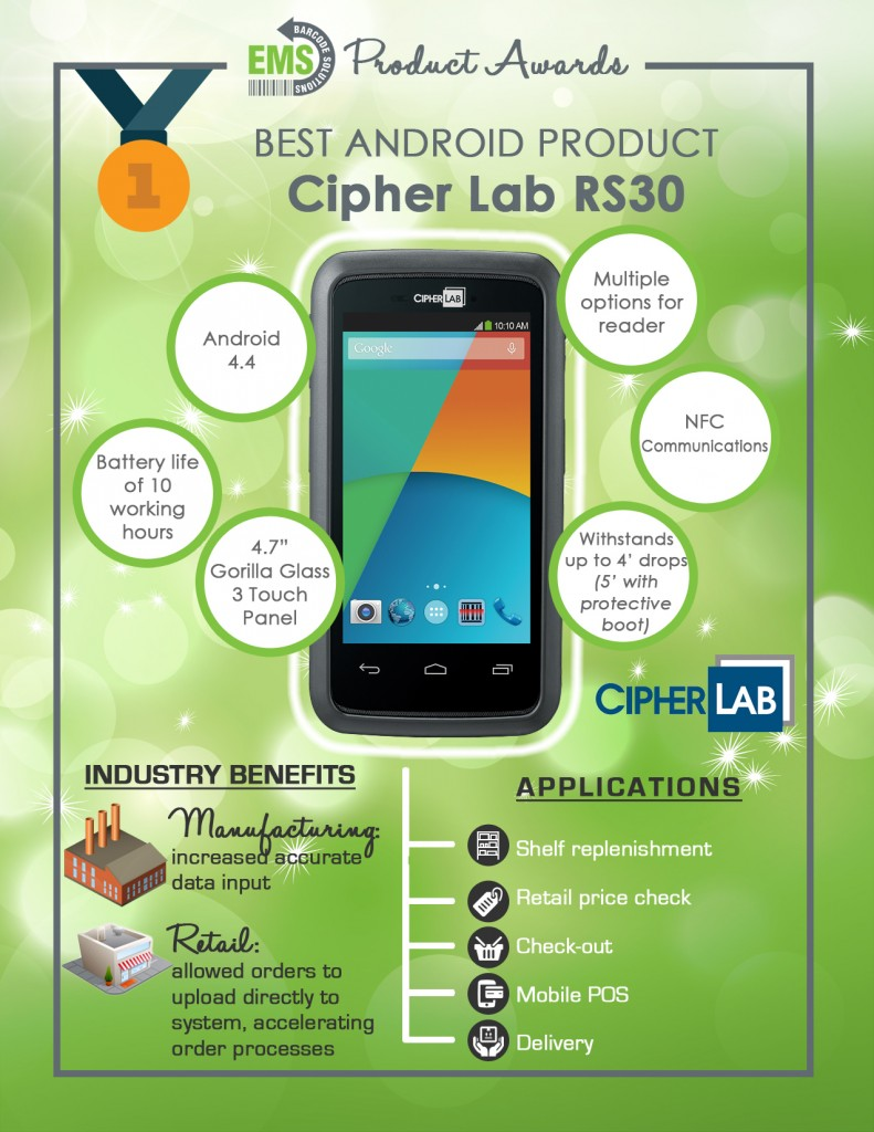 Cipherlab RS30 Review